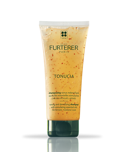 Tonucia toning and densifying shampoo with stimulating essential oils| René Furterer