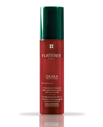Okara Protect color radiance enhancing spray | René Furterer