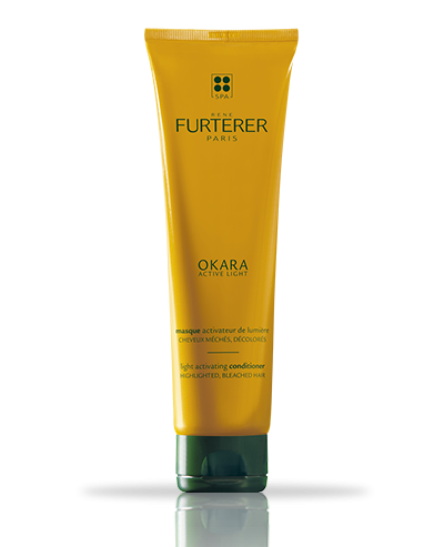 Okara Active light light activating conditioner | René Furterer