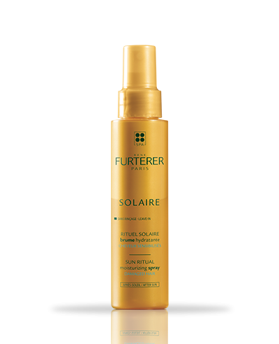 Solaire no-rinse after-sun moisturizing spray | René Furterer