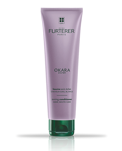 OKARA SILVER - Toning conditioner | René Furterer