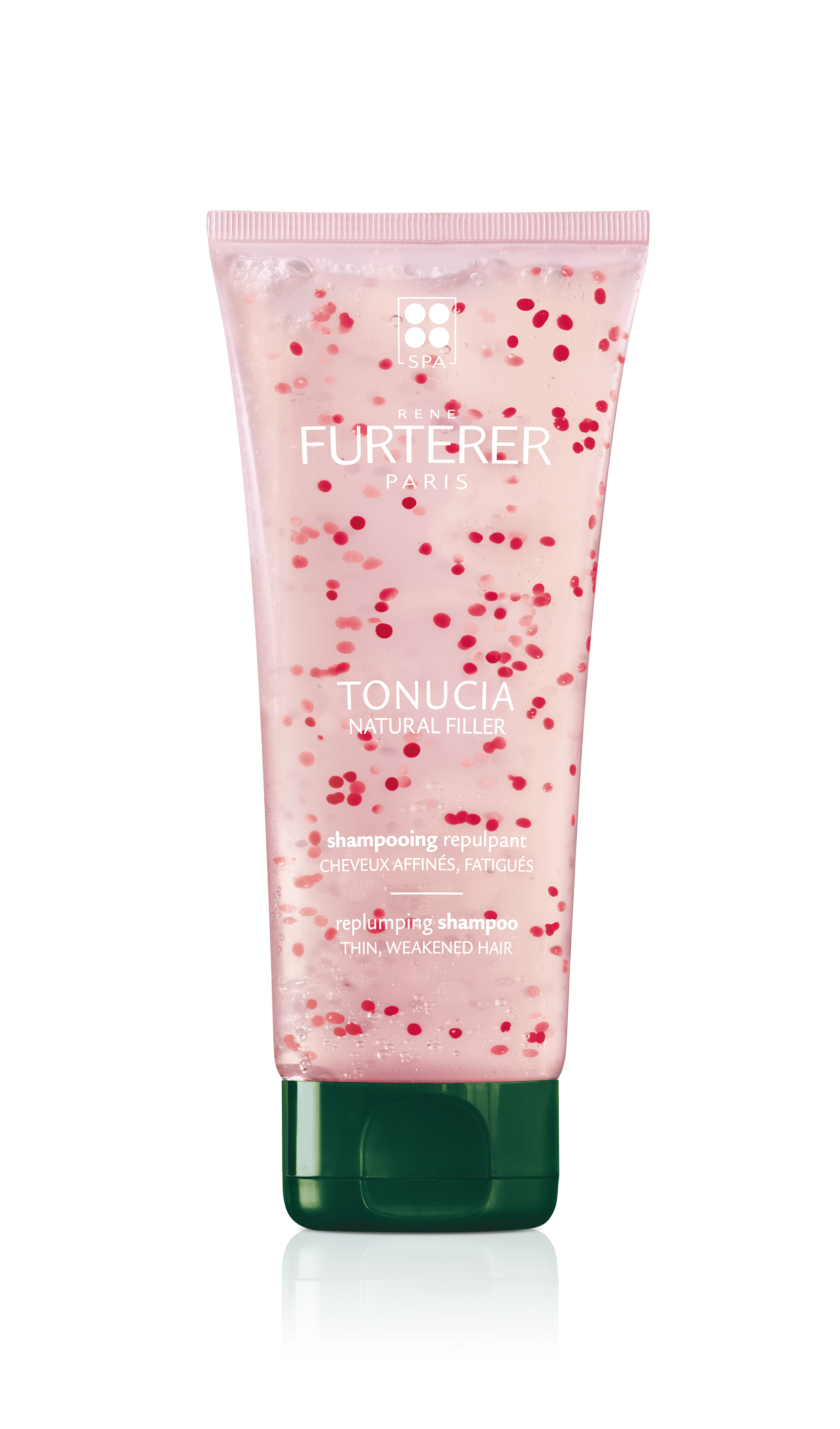 TONUCIA NATURAL FILLER - Replumping shampoo - Thin weakened hair | René Furterer