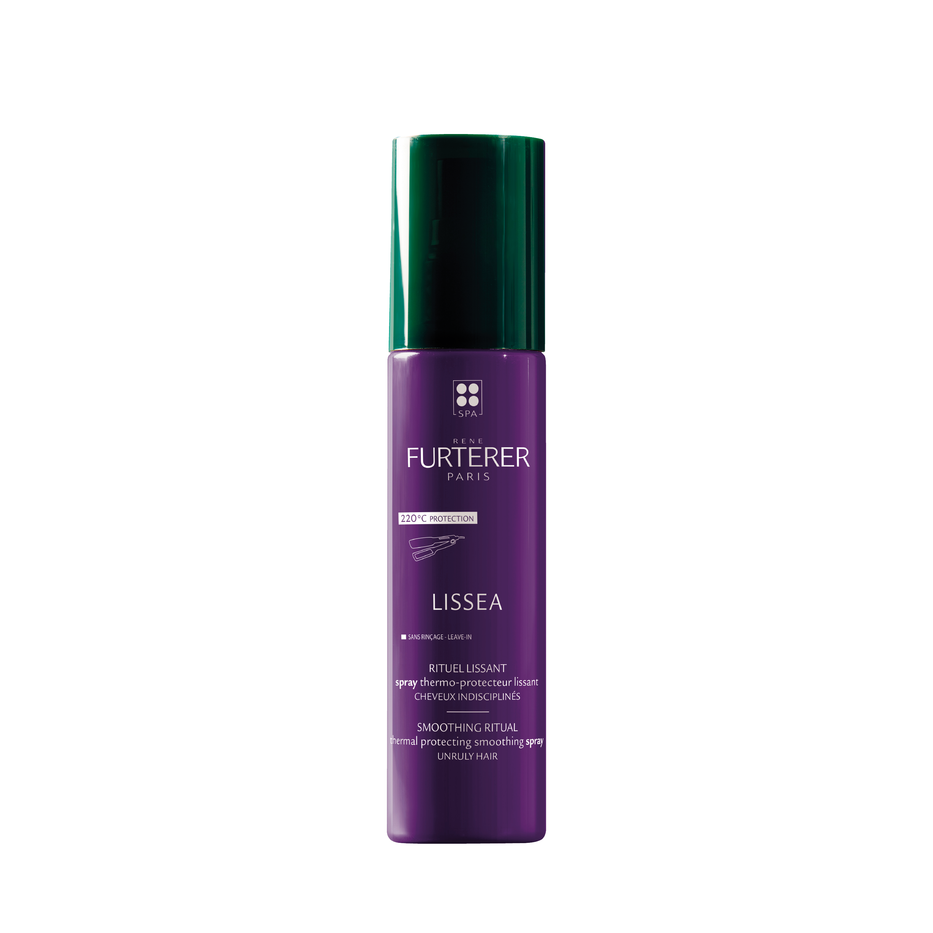 LISSEA - Smoothing-spray - Unruly hair - Straightening  | René Furterer