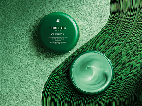 CURBICIA - Oxygenating care ritual for oily hair