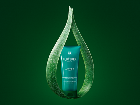 ASTERA FRESH - Soothing freshness care ritual for sensitive, irritated scalp