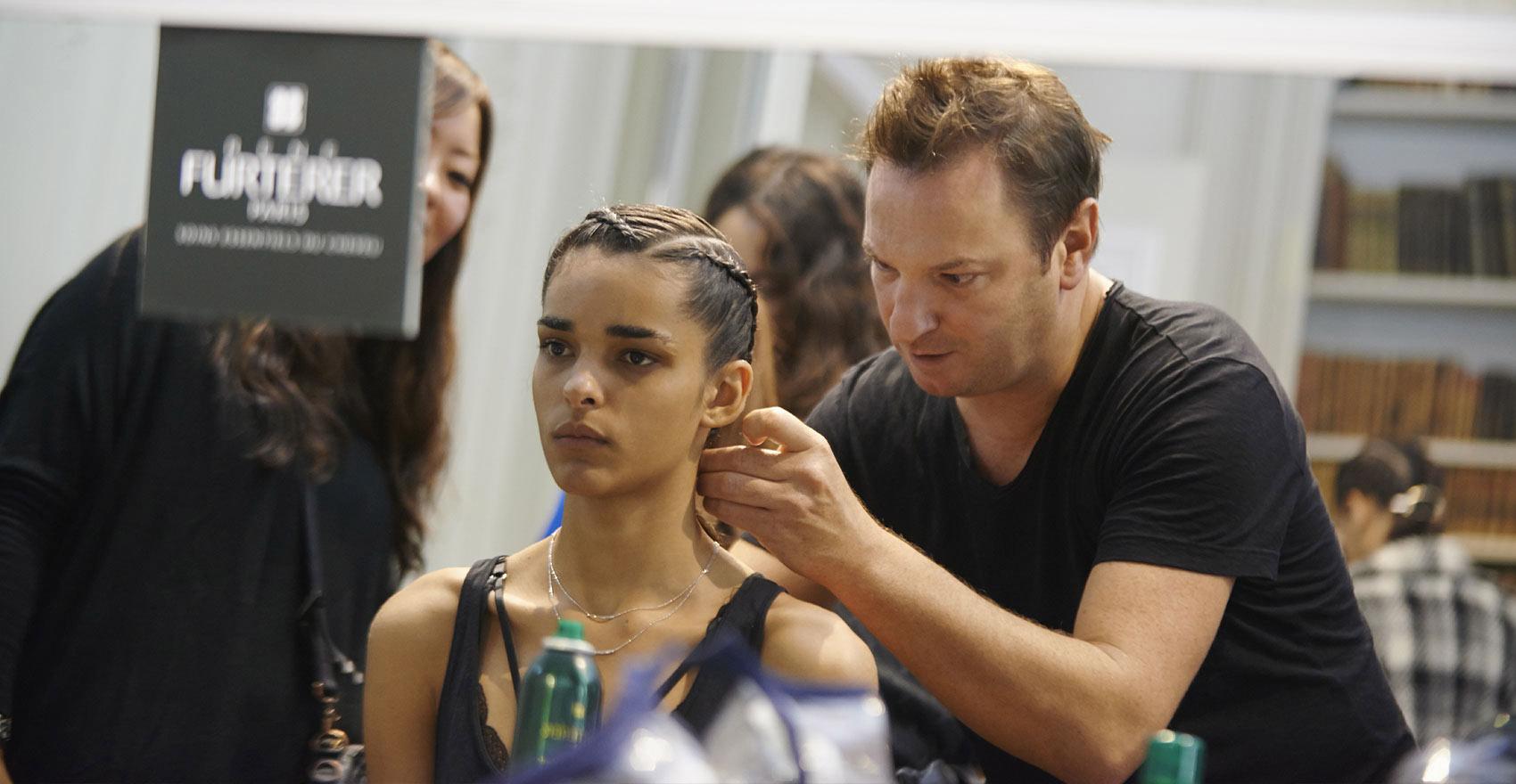 Her haircare rituals