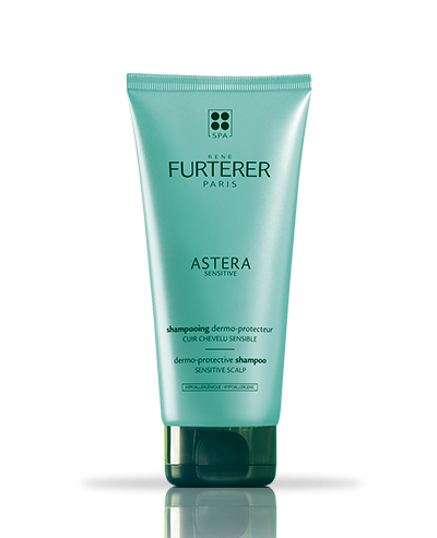 Astera Sensitive high tolerance shampoo with floral witch hazel water | René Furterer