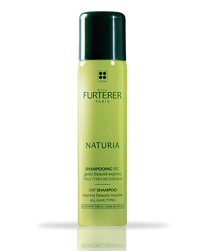 Naturia dry shampoo with absorbent clay | René Furterer