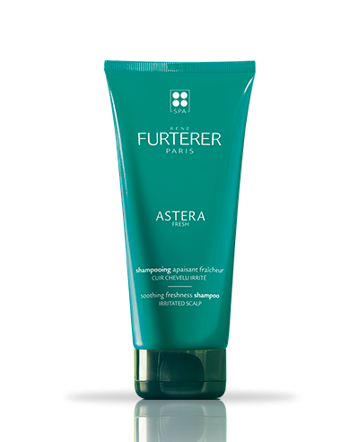 Astera Fresh soothing freshness shampoo with cold essential oils | René Furterer