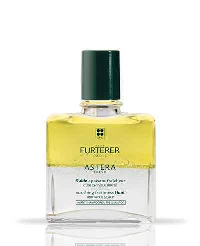 Astera Fresh soothing freshness fluid with cold essential oils | René Furterer
