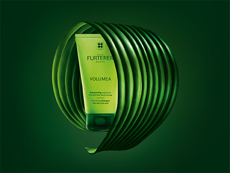 VOLUMEA - Volumizing care ritual for fine hair